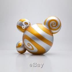 Takashi Murakami X Complexcon Exclusive M. Dob Figure Gold Colorway Mint