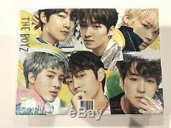 The Boyz The Start Limited Edition Album Version Kpop Ready Épuisé Rare