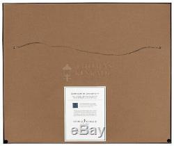 Thomas Kinkade Studios Une Journée Parfaite Pour Les Pères Encadrée 16 X 20 Impressions Texturées