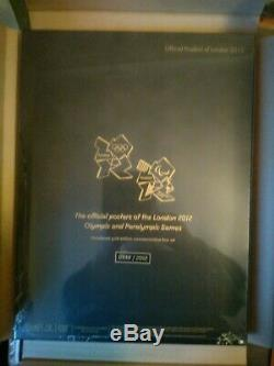 Tracey Emin Londres 2012 Jeux Olympiques Et Paralympiques, Ltd Ed Copie D'affiche