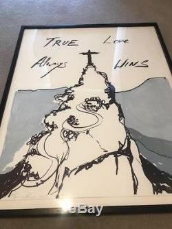 Tracey Emin True Love Toujours Gagne (2016)